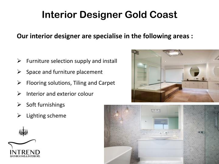 Interior Designer Gold Coast