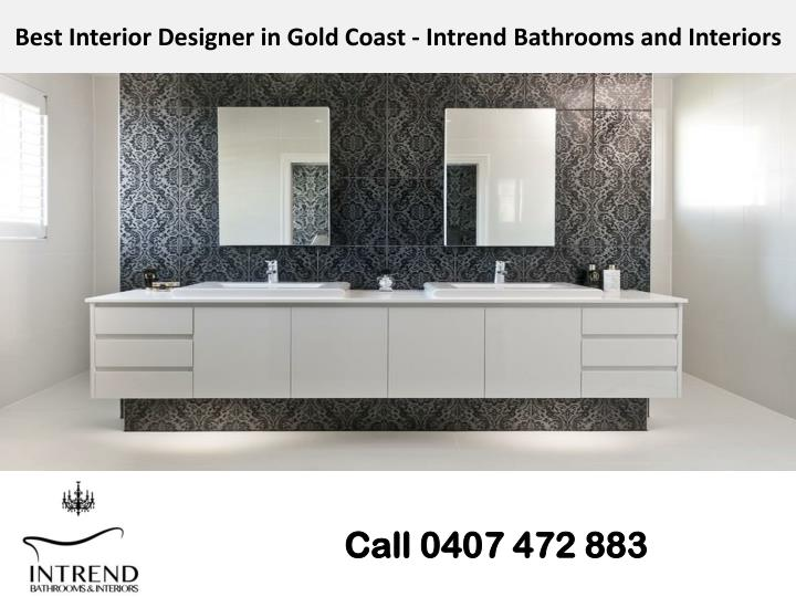 Best Interior Designer in Gold Coast -