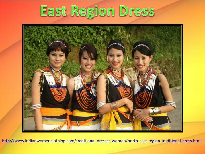East Region Dress