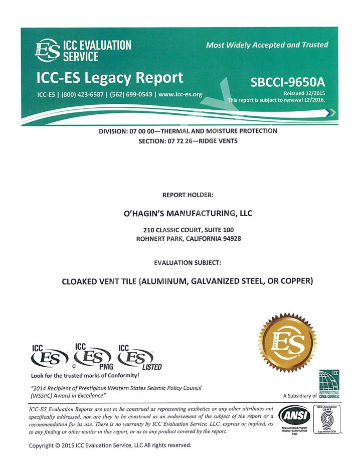 Icc legacy report ohagin ventilation