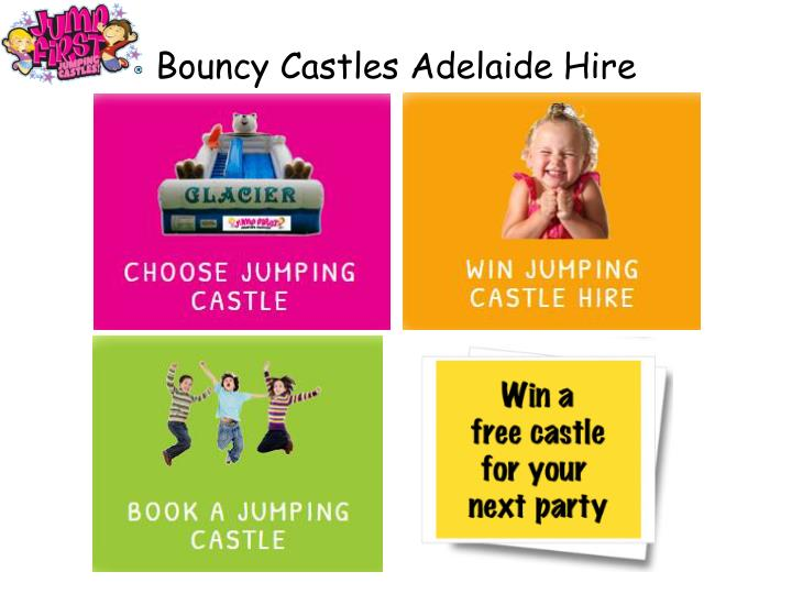 Bouncy Castles Adelaide Hire