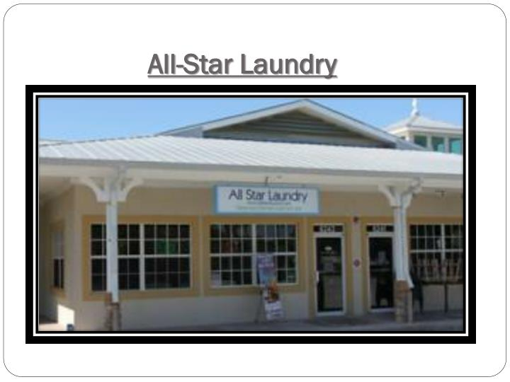 All star laundry