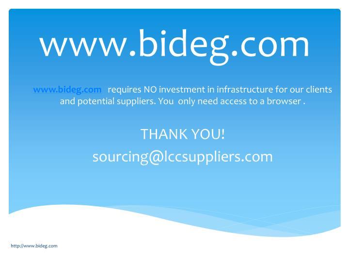 www.bideg.com