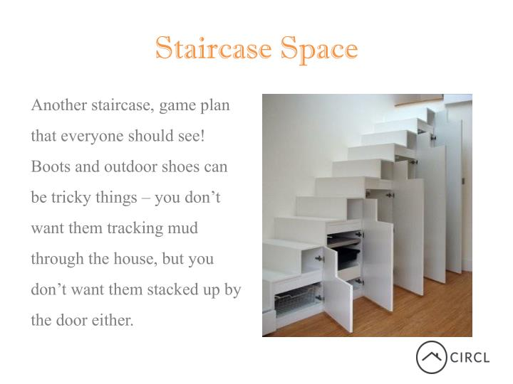 Staircase Space