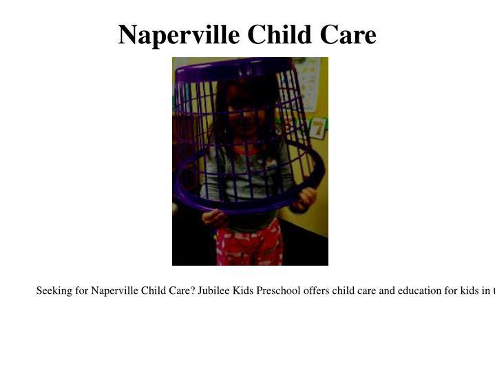 Naperville Child Care