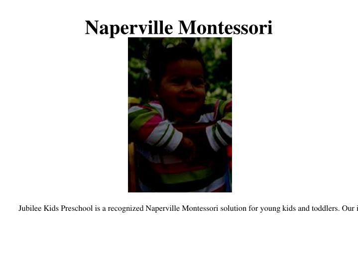 Naperville Montessori
