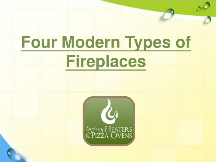 Four Modern Types of