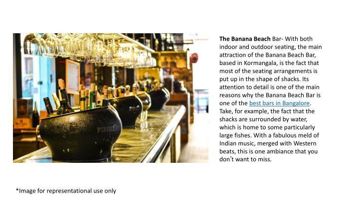 The Banana Beach