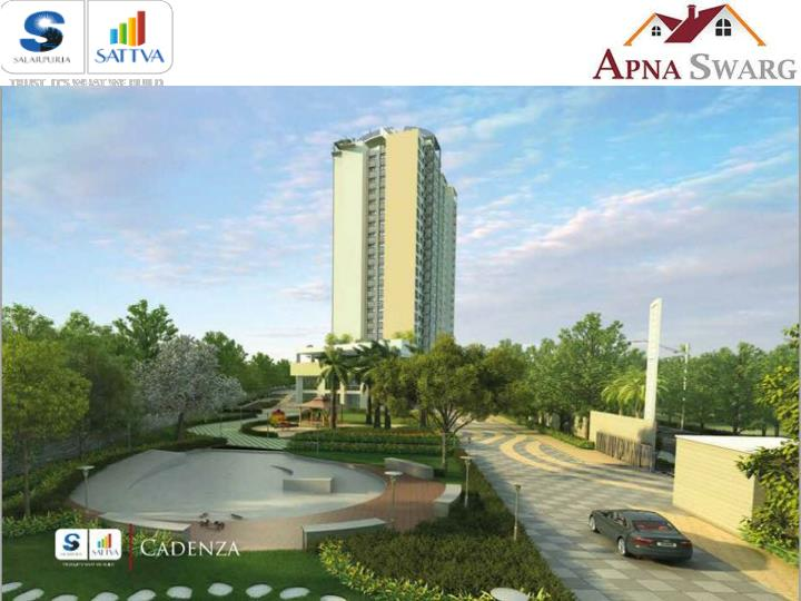 Salarpuria cadenza luxury project in bangalore