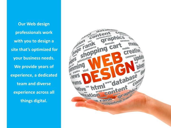 Our Web design