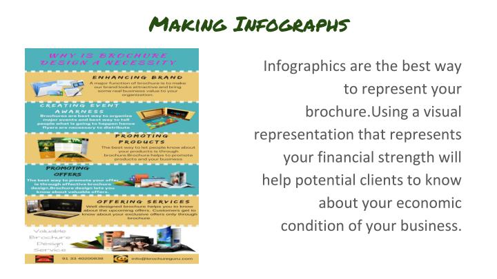 Making Infographs