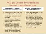 acc 410 course extraordinary success tutorialrank com3
