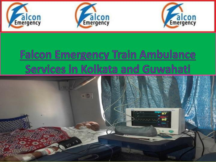 Falcon Emergency Train Ambulance Services in