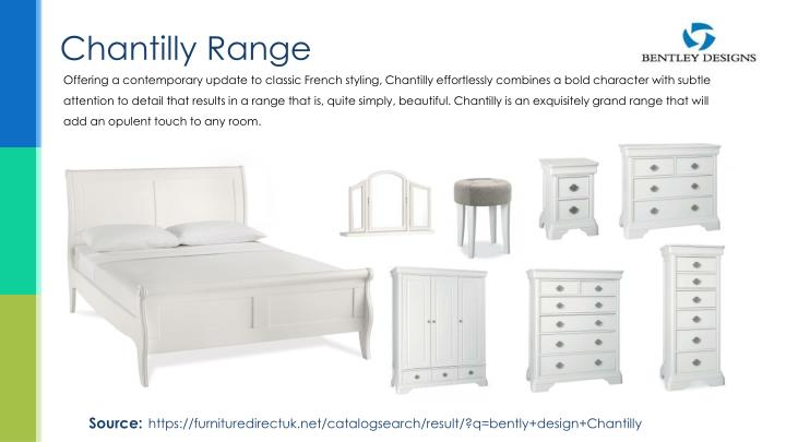 Chantilly Range