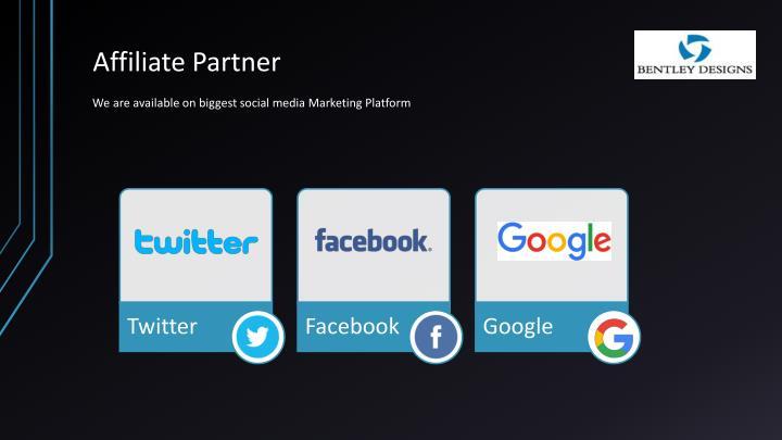 Affiliate Partner