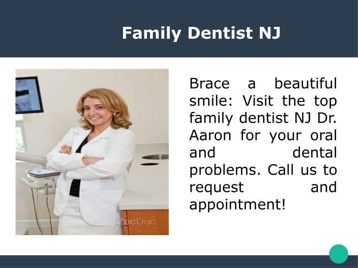 Family Dentist NJ