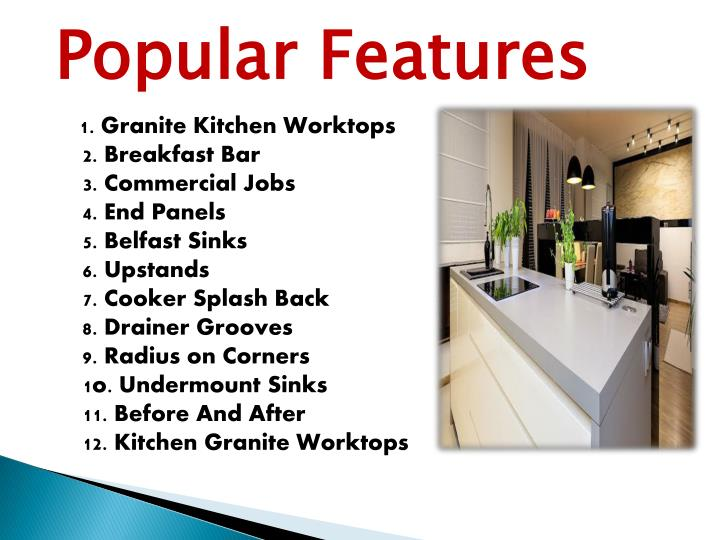 Popular Features
