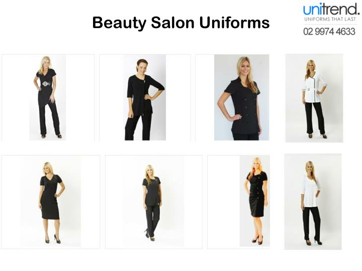 Beauty Salon Uniforms
