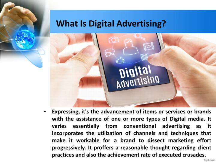 What Is Digital Advertising?