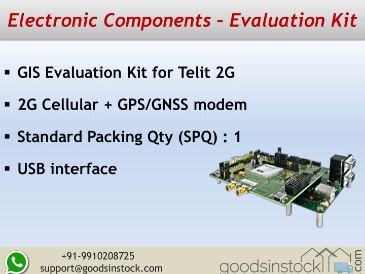 Electronic Components – Evaluation Kit