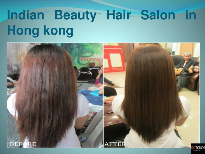 Indian Beauty Hair Salon in Hong