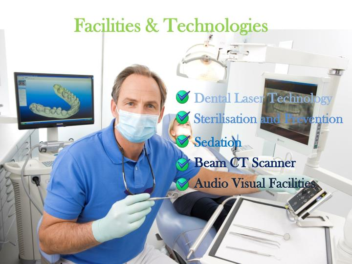 Facilities & Technologies