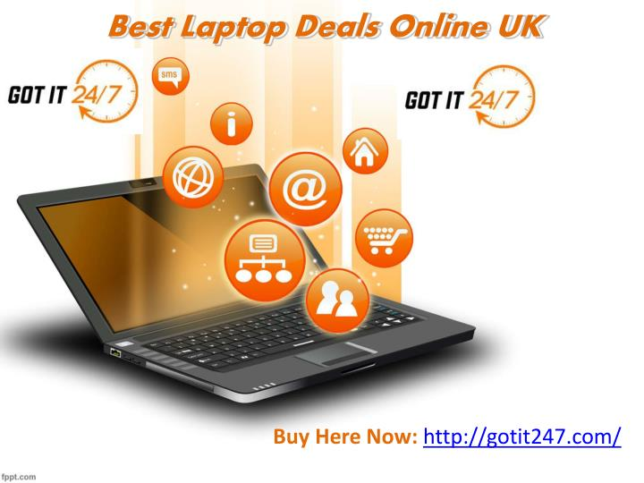 Best laptop deals online uk