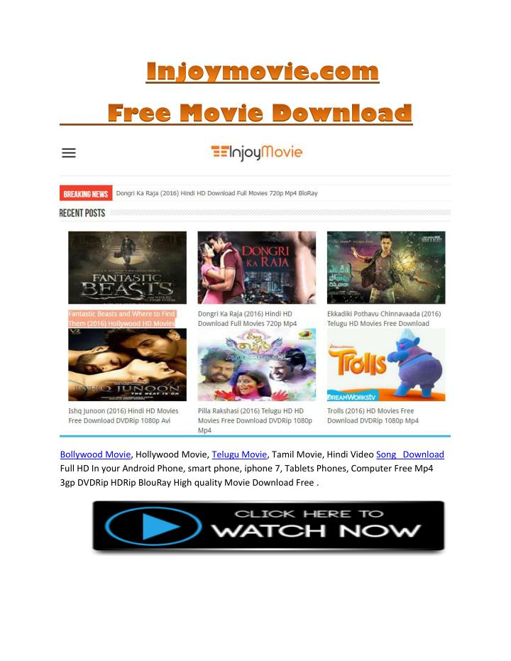 Bollywood Movie, Hollywood Movie, Telugu Movie, Tamil Movie, Hindi Video Song   Download