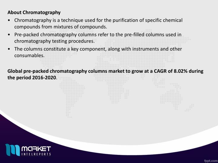 About Chromatography