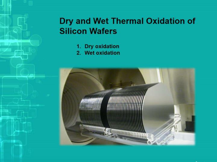 Silicon thermal oxide wafers sio2 from waferpro