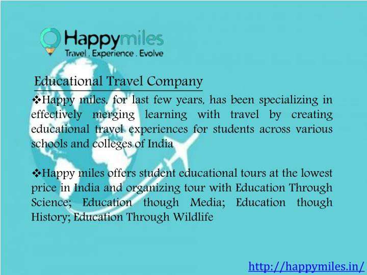Educational Travel Company