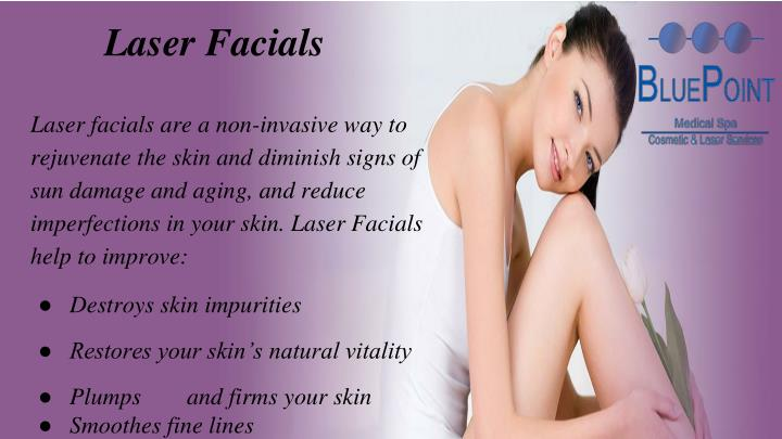 Laser Facials