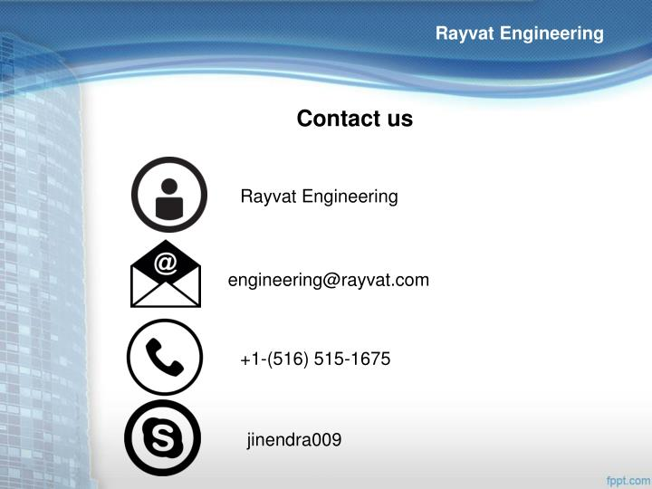 Rayvat Engineering