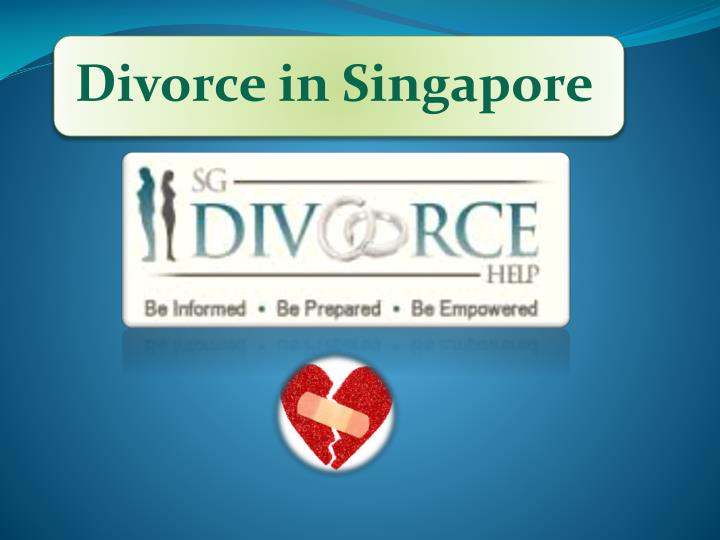 Marriage separation in singapore