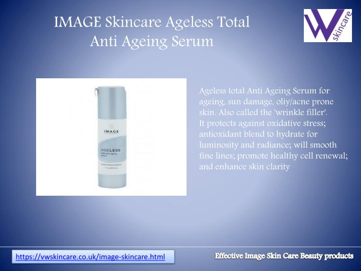 IMAGE Skincare Ageless Total Anti Ageing Serum