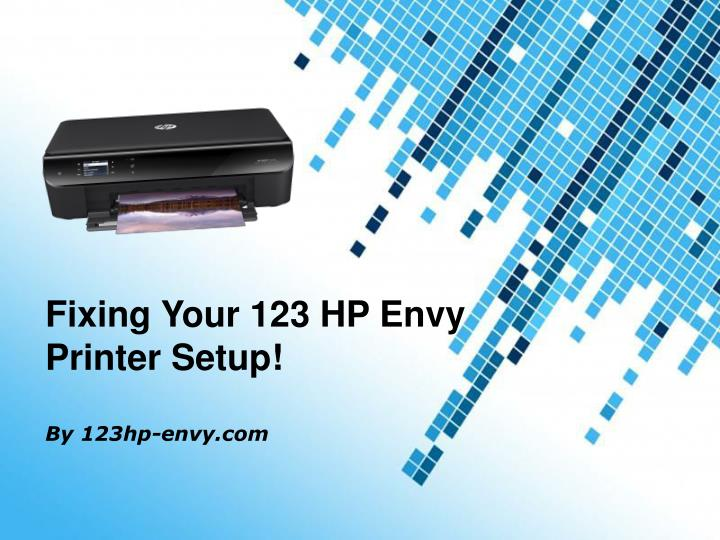 Fixing Your 123 HP Envy Printer Setup!