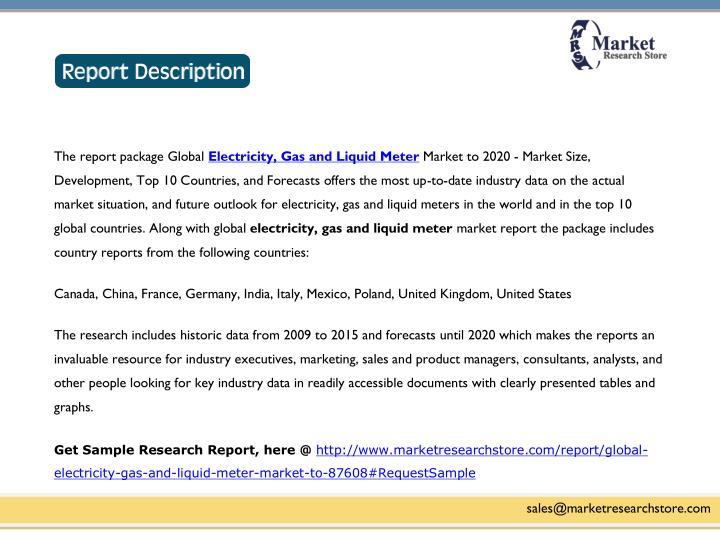 The report package Global