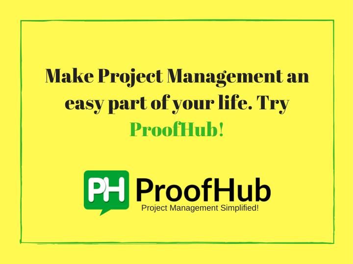 Make Project Management an