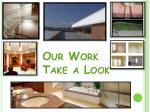 our work take a look