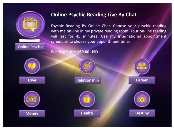 Online Psychic Reading Live By Chat