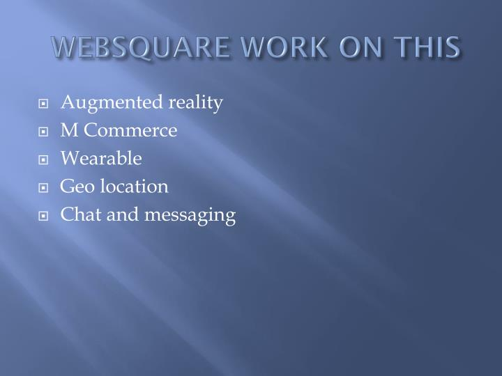 WEBSQUARE WORK ON THIS