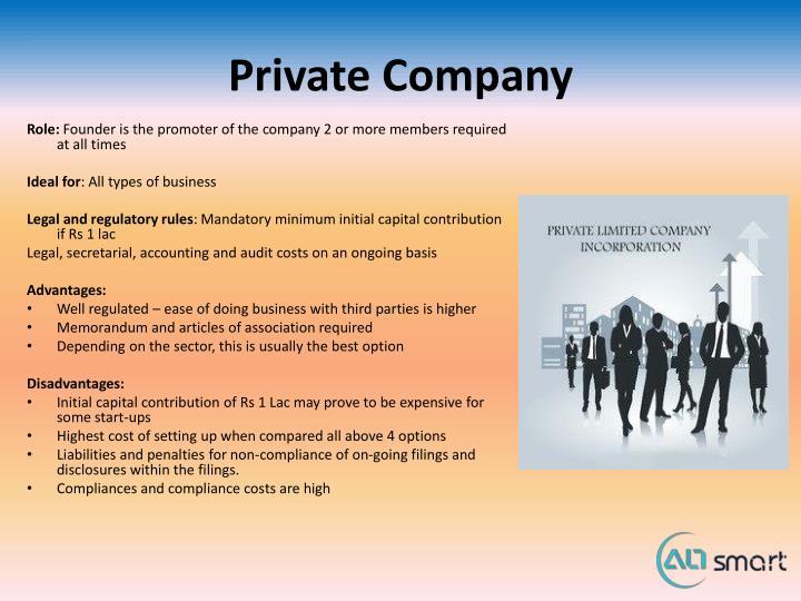 Private Company