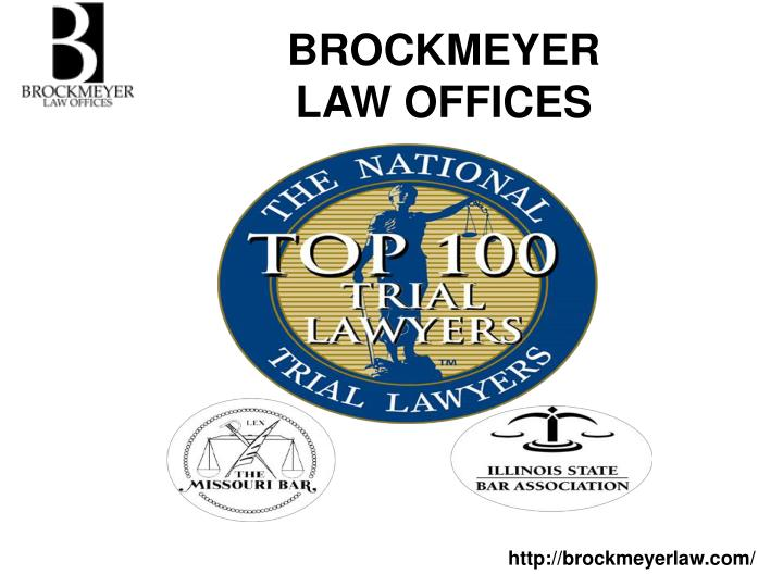 Brockmeyer law offices