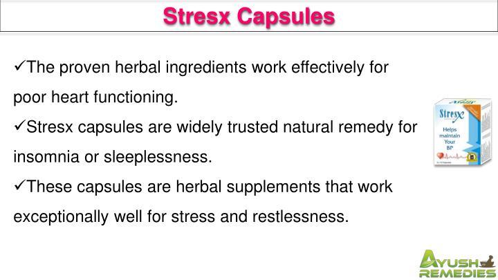 Stresx Capsules
