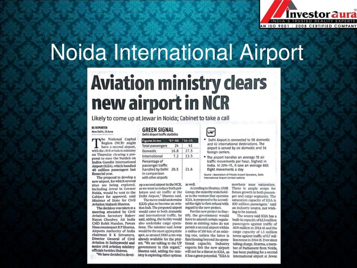 Noida International Airport