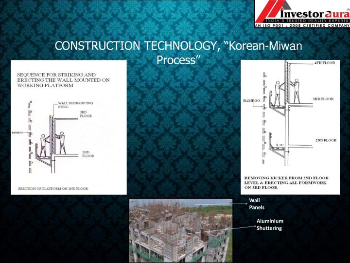 CONSTRUCTION TECHNOLOGY,