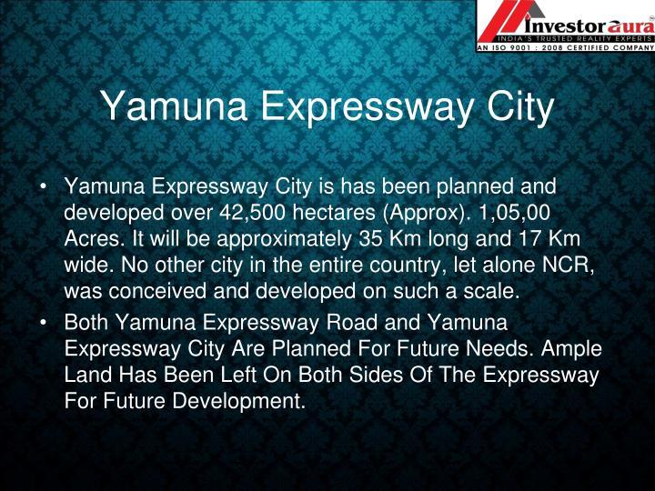 Yamuna Expressway City