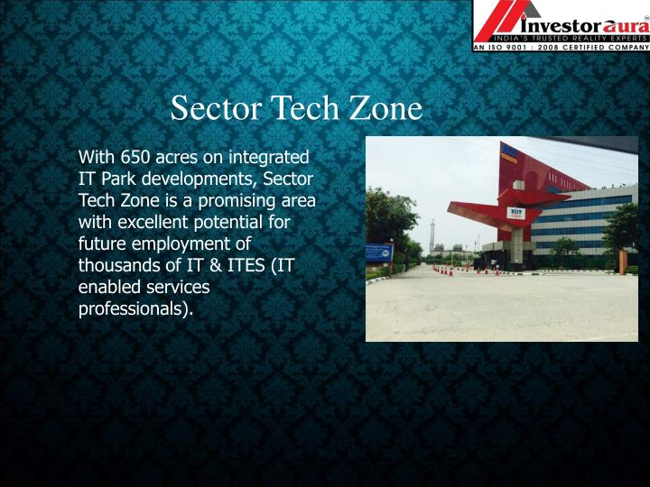 Sector Tech Zone