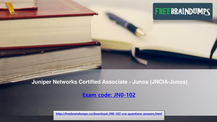 Juniper Networks Certified Associate - Junos (JNCIA-Junos)