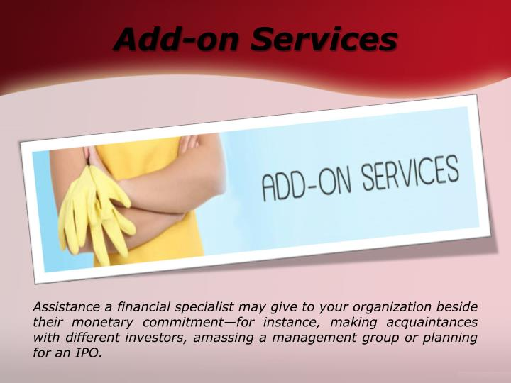 Add-on Services